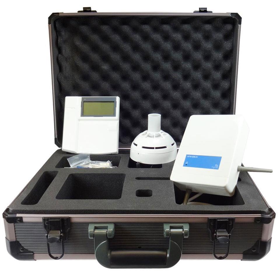 Survey & test kit