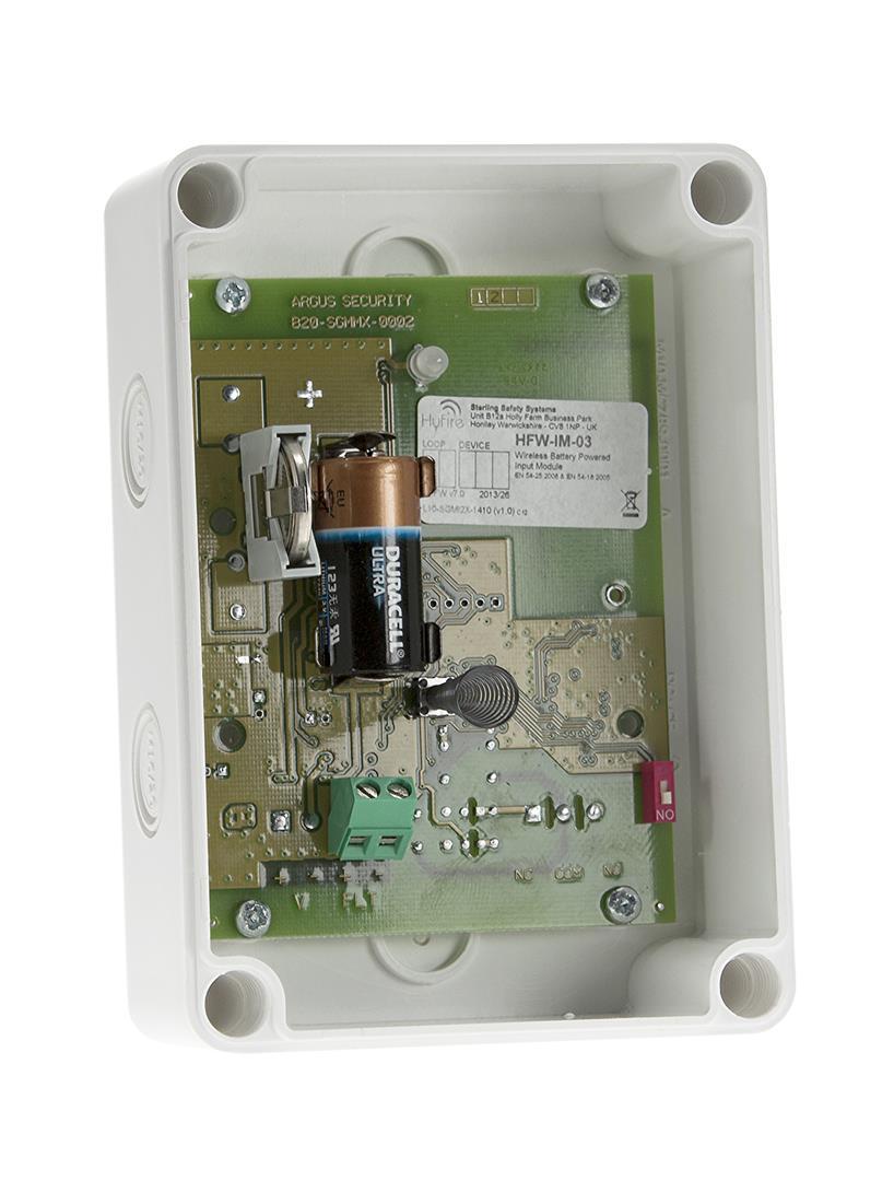 Wireless Single Channel Input Module