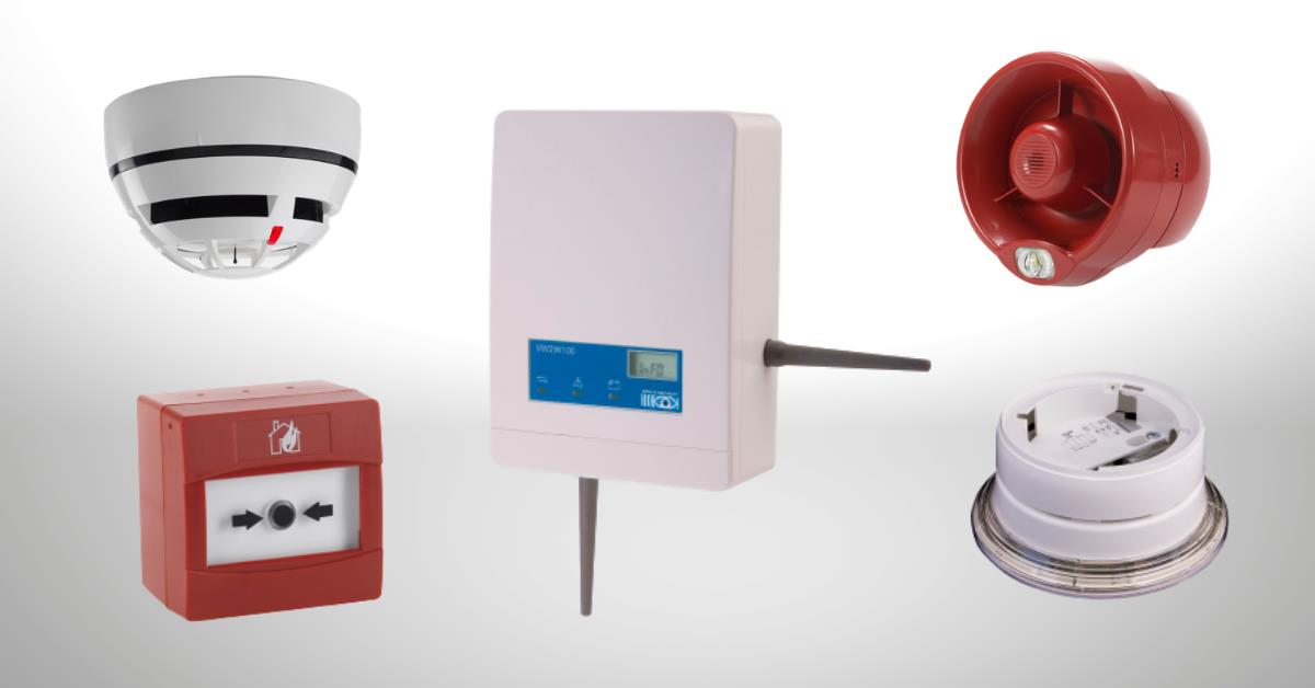 WIRELESS FIRE DETECTION DELIVERS MORE BENEFITS IN THE CURRENT ECONOMY