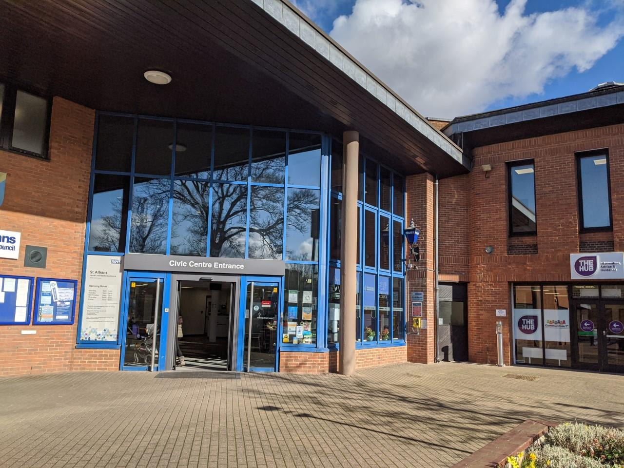 St Albans Civic Centre gets Hyfire Wireless Protection