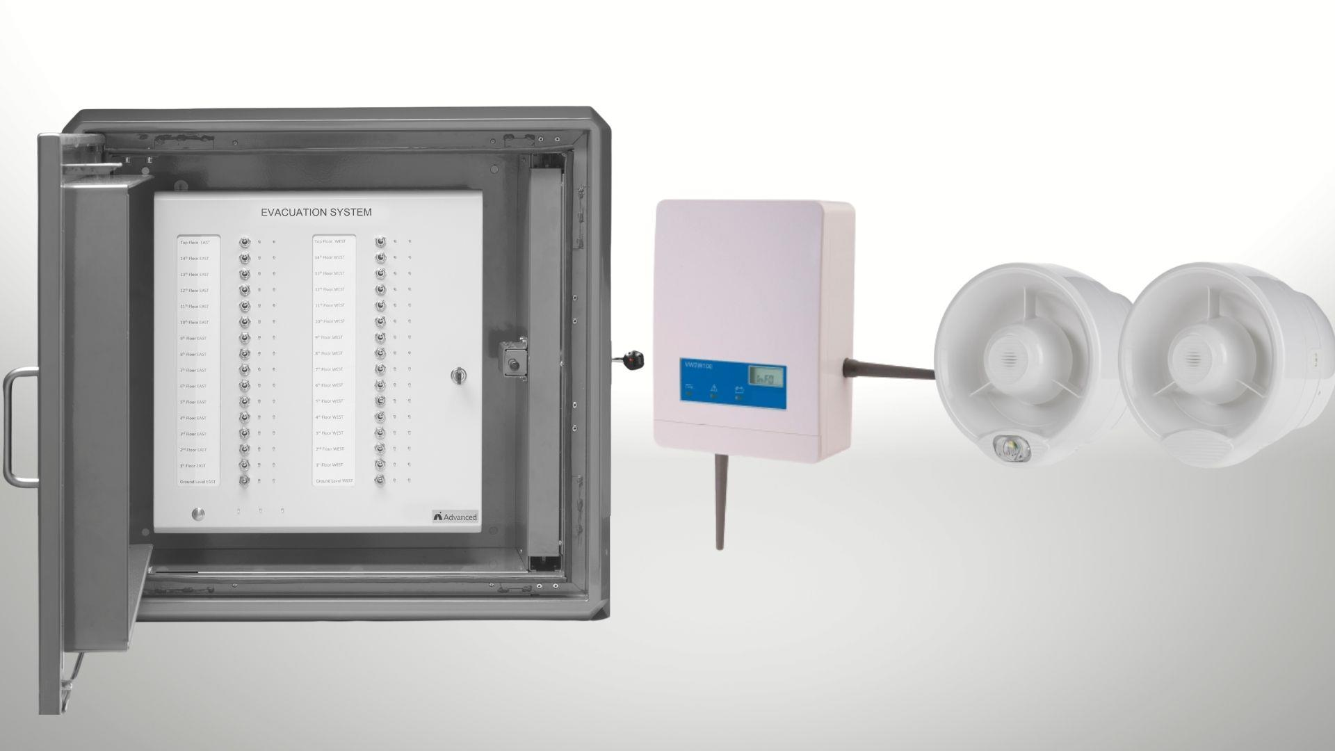 HYFIRE'S EVACWIRELESS OFFERS A RAPID AND EFFICIENT SOLUTION TO BS8629 REQUIREMENTS