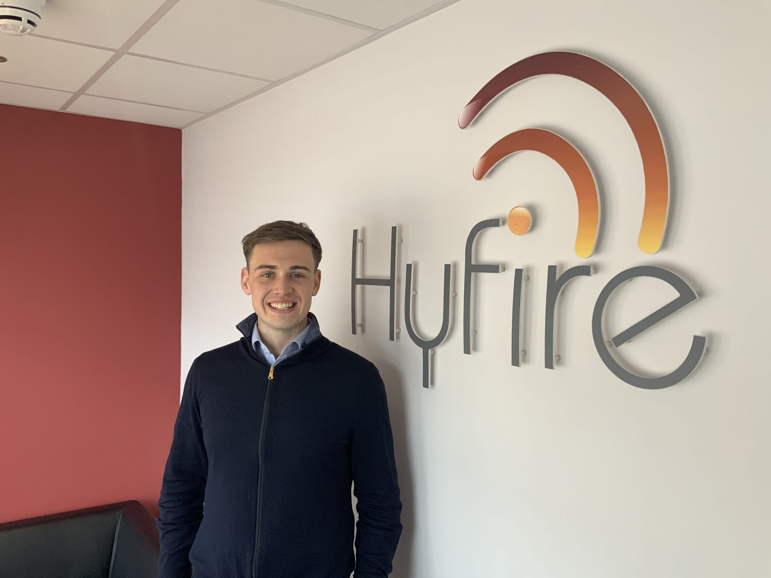 HYFIRE APPOINTS NEW SALES MANAGER FOR KEY SOUTH EASTERN REGION