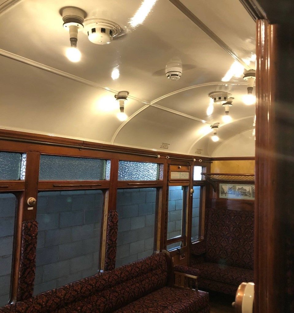 Rare Historic Railway Carriages Get Hyfire Wireless Protection